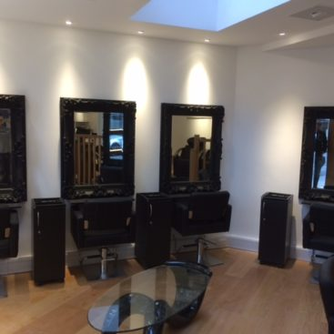 SÉBASTIENS HAIR SALON – KENSINGTON, LONDON