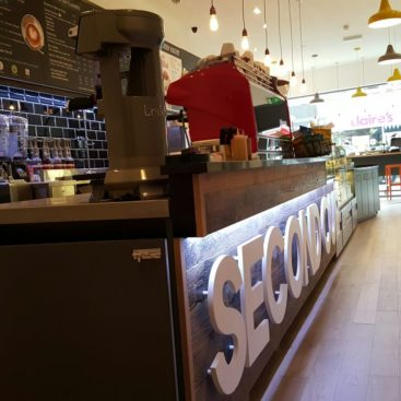 SECOND CUP – PUTNEY - LONDON