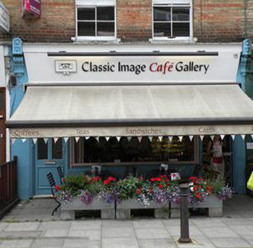CLASSIC IMAGE CAFE – CHISWICK – LONDON